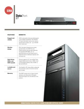 DP27 Data Sheet