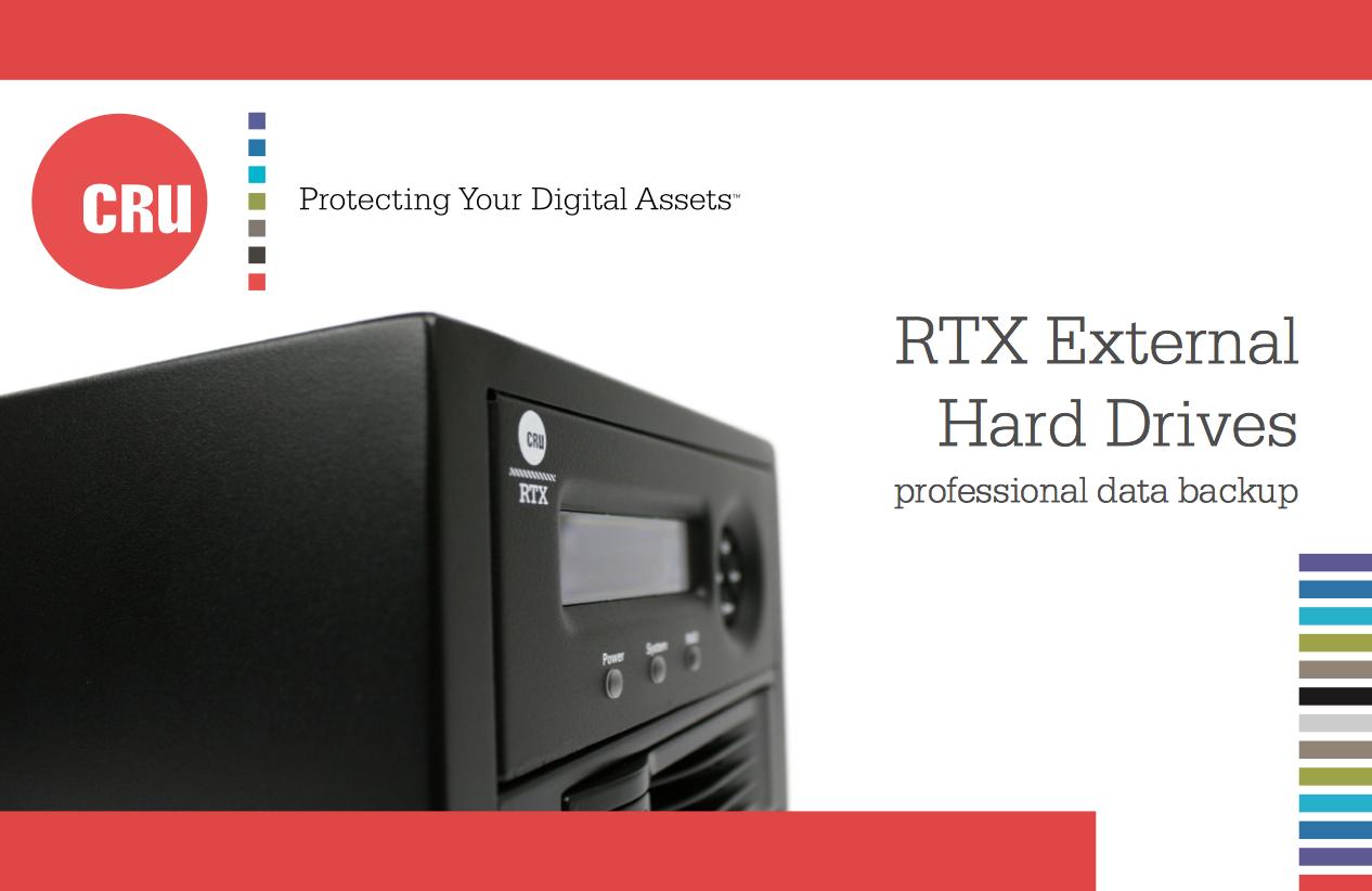 RTX External Hard Drives